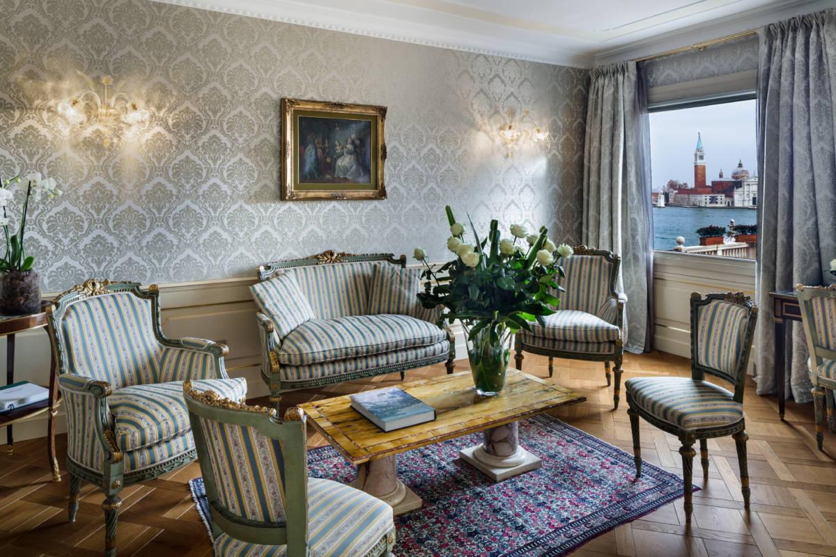 14 Baglioni Hotel Luna Lagoon View Suite DiegoDePol - Венеция. Вид с лагуны