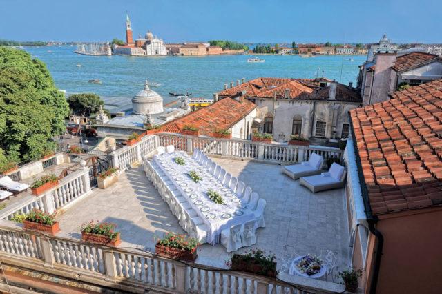 Венеция. Вид с лагуны