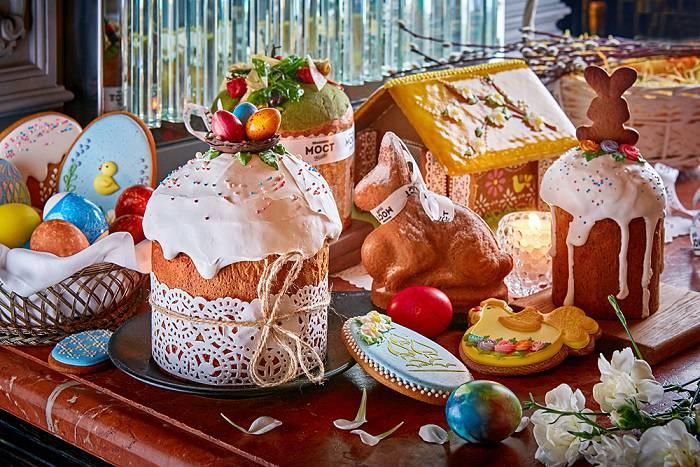 Brasserie MOST Pasha - Пасхальное угощение. Где пробовать лучшее