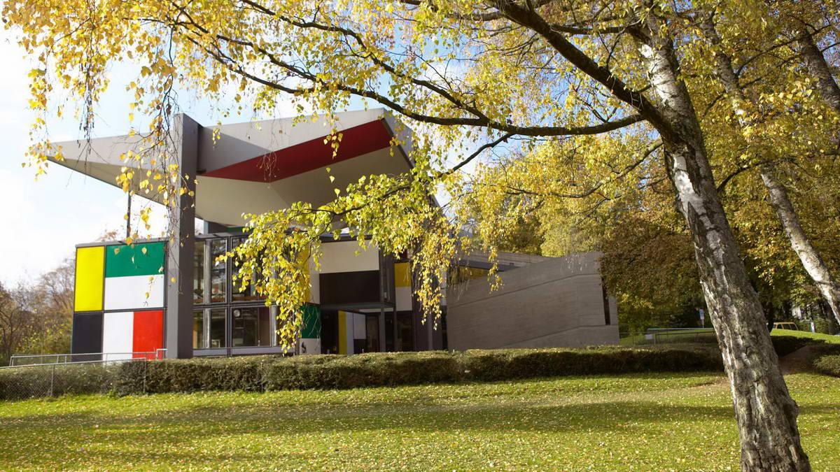 Centre Le Corbusier 10 - Цюрих. Ле Корбюзье вернулся