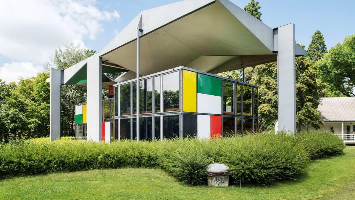 Centre Le Corbusier 11 - Цюрих. Ле Корбюзье вернулся