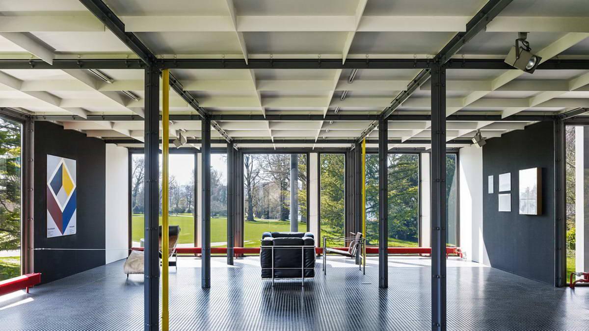 Centre Le Corbusier 13 - Цюрих. Ле Корбюзье вернулся