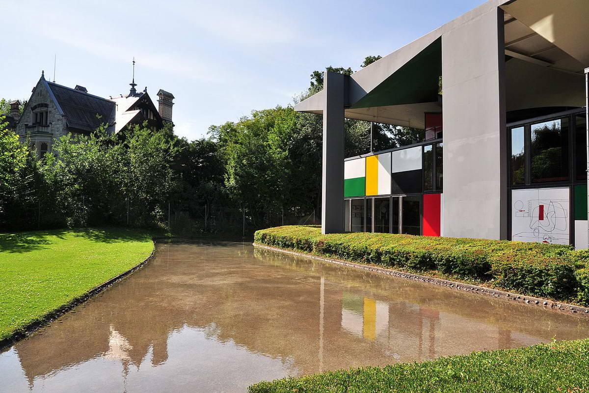 Centre Le Corbusier 8 - Цюрих. Ле Корбюзье вернулся
