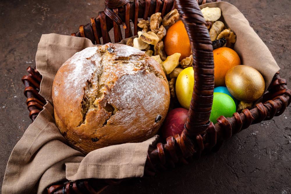 Kulich Kazbek  - Пасхальное угощение. Где пробовать лучшее