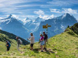 Швейцария. Продвинутый хайкинг