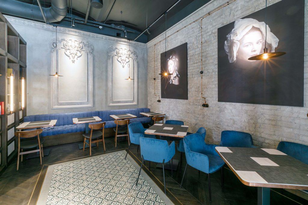 Brasserie Lambic Interier 1024x683 - Лето. Что пробовать в новых ресторанах