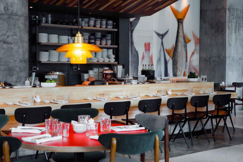 Cutfish interior preview 1024x683 - Лето. Что пробовать в новых ресторанах