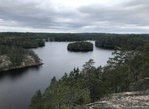 Финляндия. Национальный парк Реповеси
