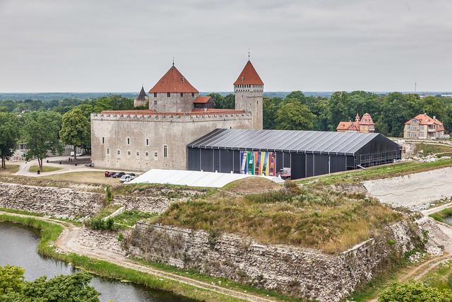Opera v Saaremaa - Эстония. Горячие летние фестивали