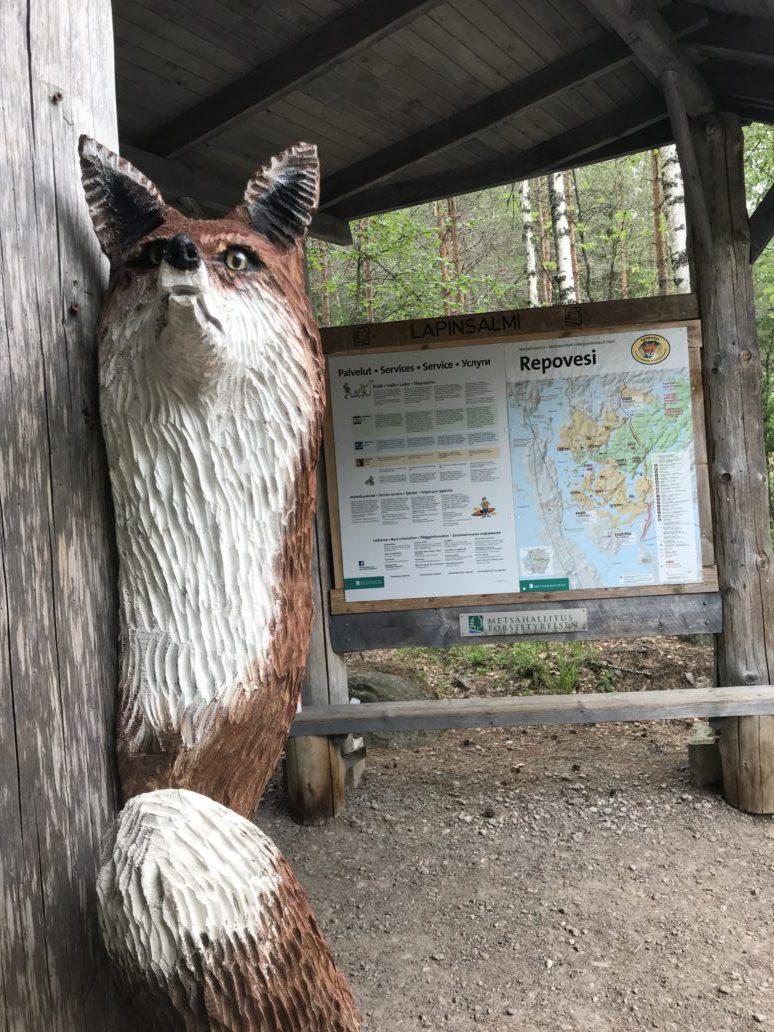 lisa e1561722061118 - Финляндия. Национальный парк Реповеси