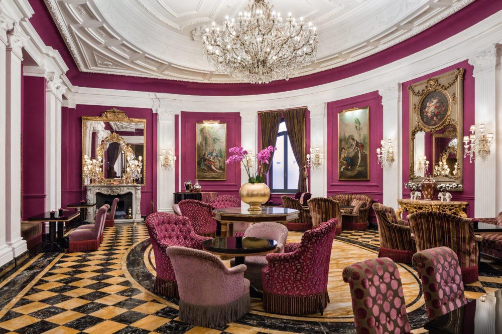 Caffe Baglioni Baglioni Hotel Regina Roma DiegoDePol 01127 e1562144699182 - Рим. Baglioni Hotel Regina