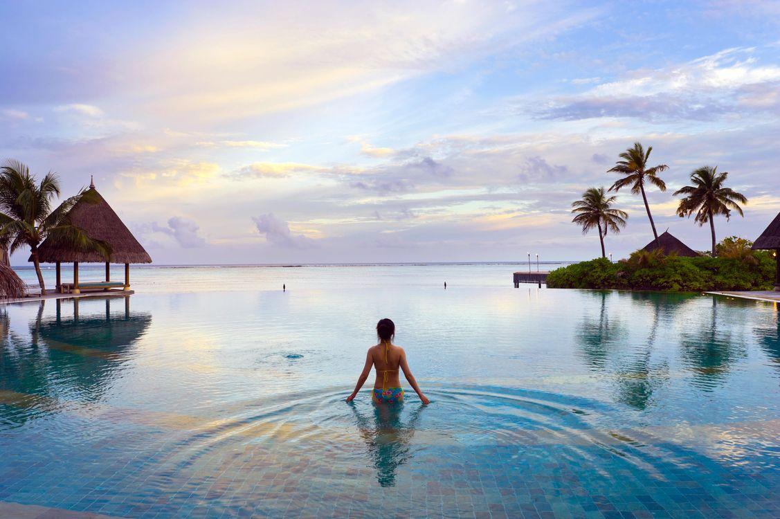 2 9 - Conrad Maldives. Океан будет чистым