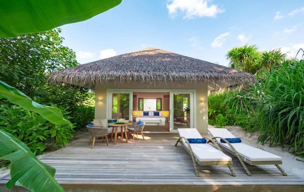 Baglioni Resort Maldives IMAGES Baglioni Resort Maldives Garden Villa exterior e1565185574348 - Мальдивы. Открытие Baglioni Resort Maldives