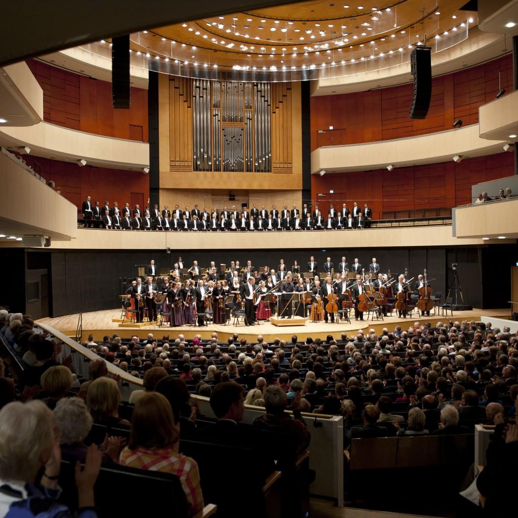 Sibelius Festival - Финляндия. Сентябрьские фестивали