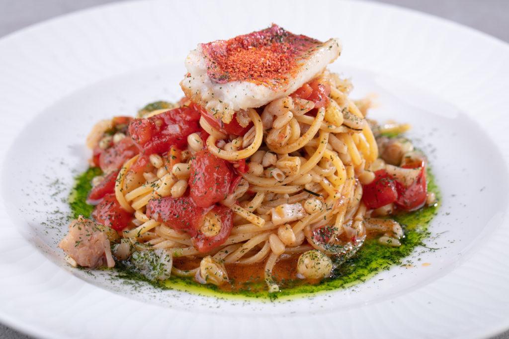 Pasta s barabulkoi sits 1024x682 - Сентябрь. Открытия новых ресторанов