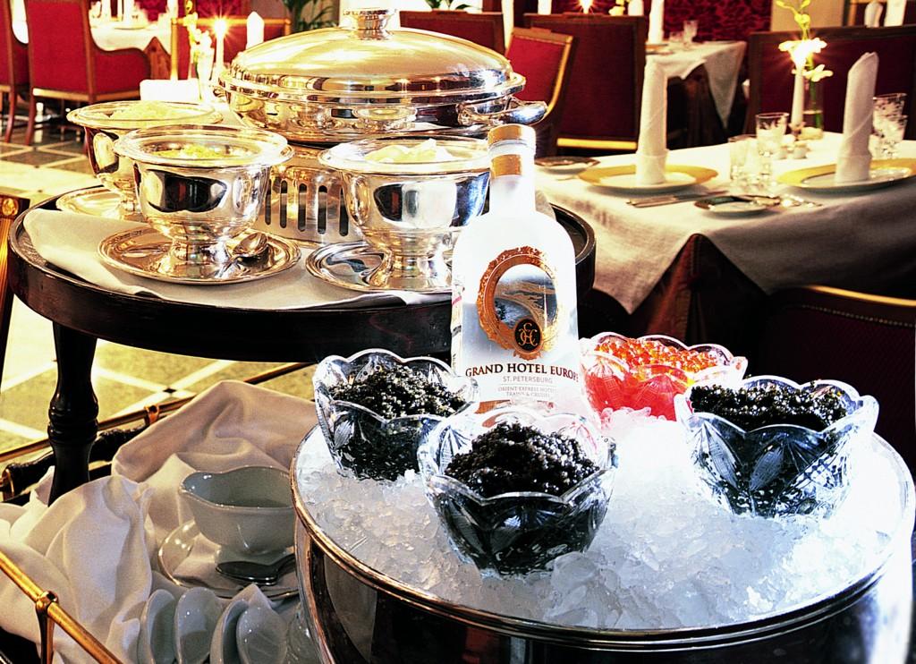 Caviar 1024x742 - Икорный бар. Как правильно выпивать и закусывать