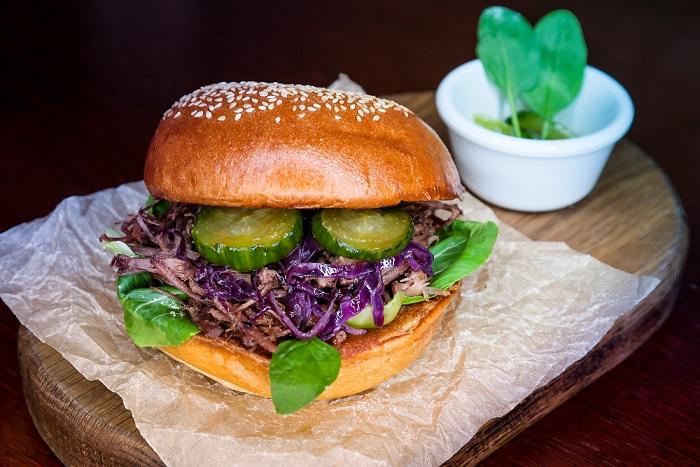 Conor burger - Новые блюда в осеннем меню
