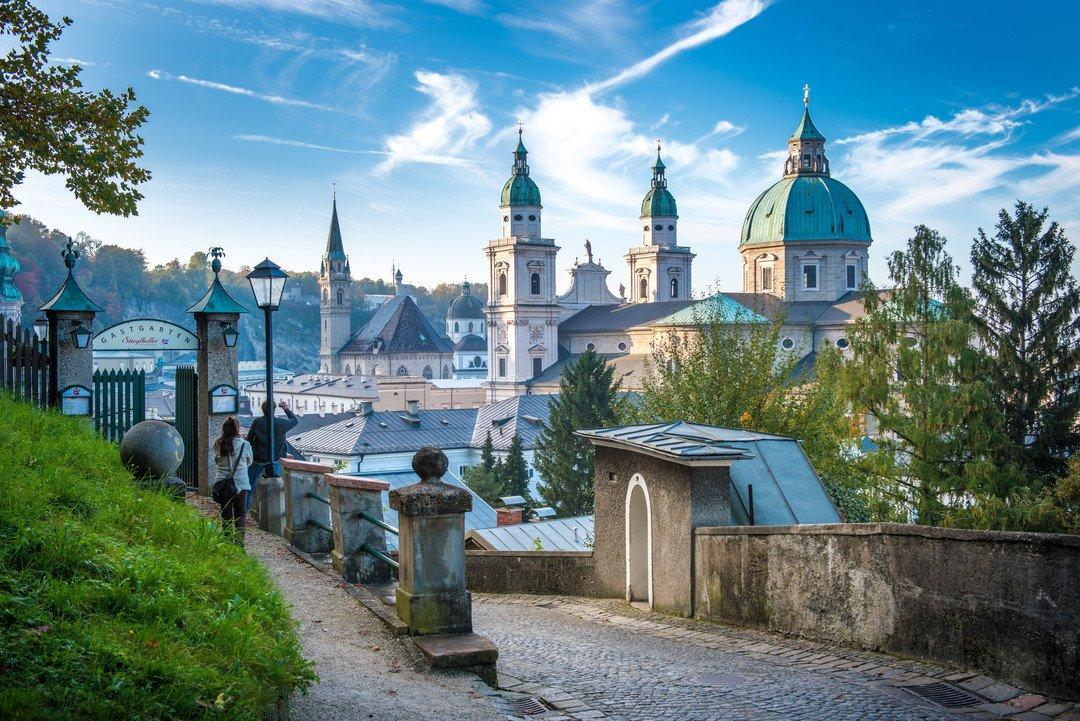 Dom Stieglkeller - Зальцбург. Выходные в стиле барокко