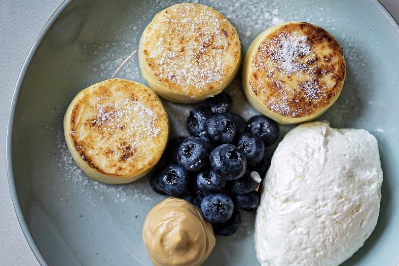 Sytrniki Margarita Bistro - Вкусные завтраки этой осени