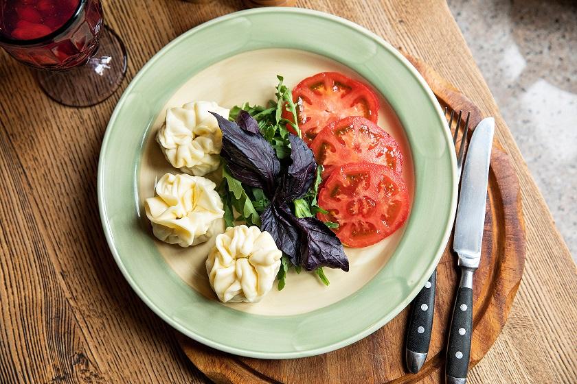 hachapuri - Новые блюда в осеннем меню