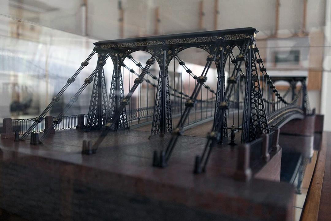 muzej peterburgskih mostov 10 - Питер. Отпуск в ноябре