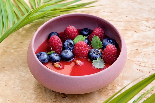 tinto pannakota iz ryazhenki  - Вкусные завтраки этой осени
