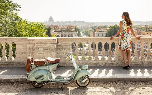Рим. В стиле Феллини