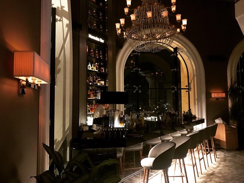 New Mercedes Bar - Ноябрь. Открытия новых ресторанов