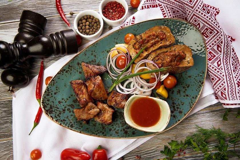 shashlyk telyatina - Новые блюда в осеннем меню