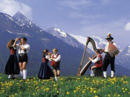 Австрия. Семь традиций из списка ЮНЕСКО