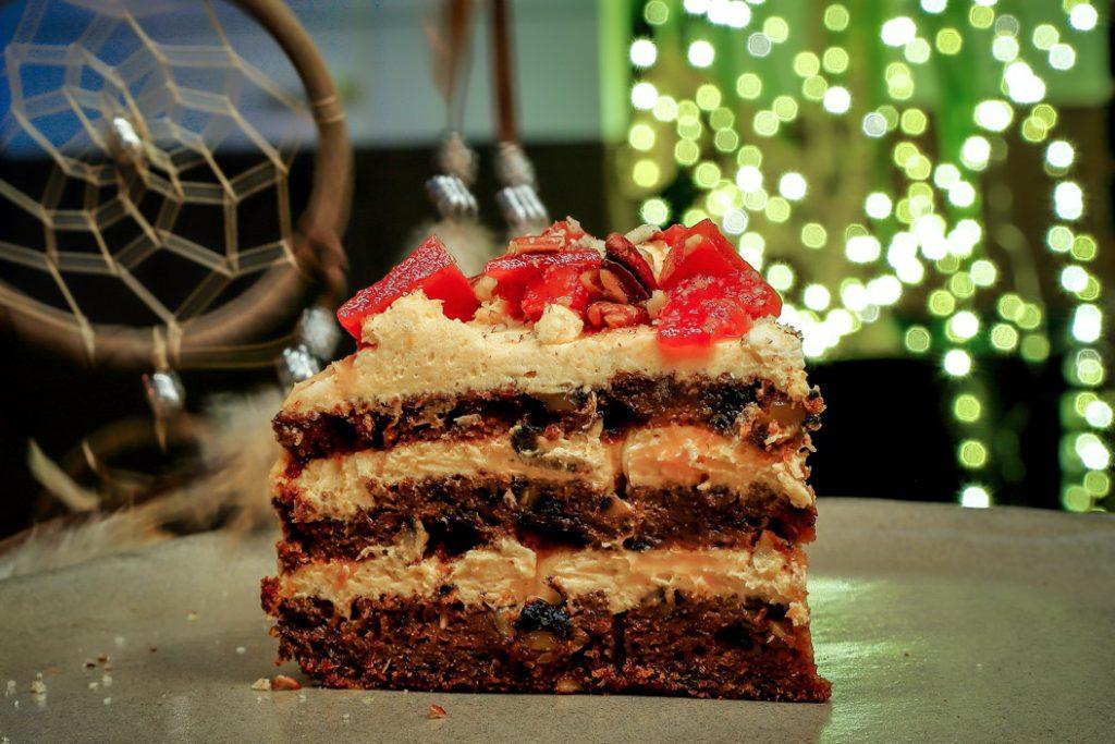 Chinook morkovnyi pirog s batatom  1024x683 - Фестиваль десертов Foodiscovery «Сласти под Рождество»