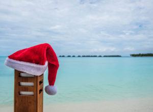 Conrad Maldives. Экологичный Новый год