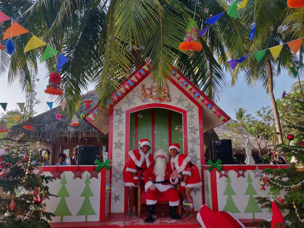 Conrad Maldives Christmas 2 e1575987753377 - Conrad Maldives. Экологичный Новый год
