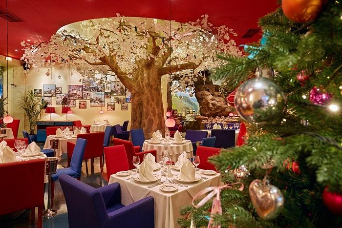 Kavkazskaya plennitsa 1 - Рождественские каникулы. Специальные предложения ресторанов