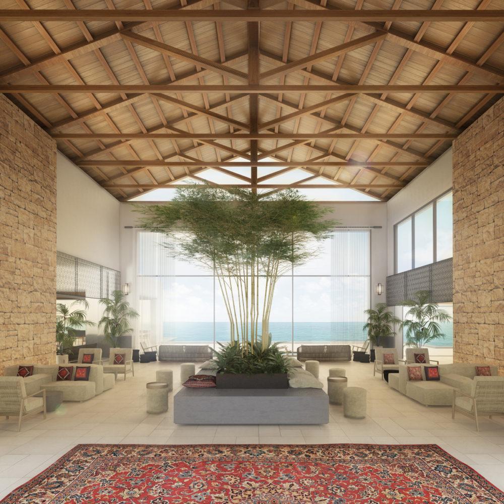 Lobby Elix e1577222506229 - Греция. Новый отель MarBella