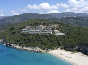 Греция. Новый отель MarBella
