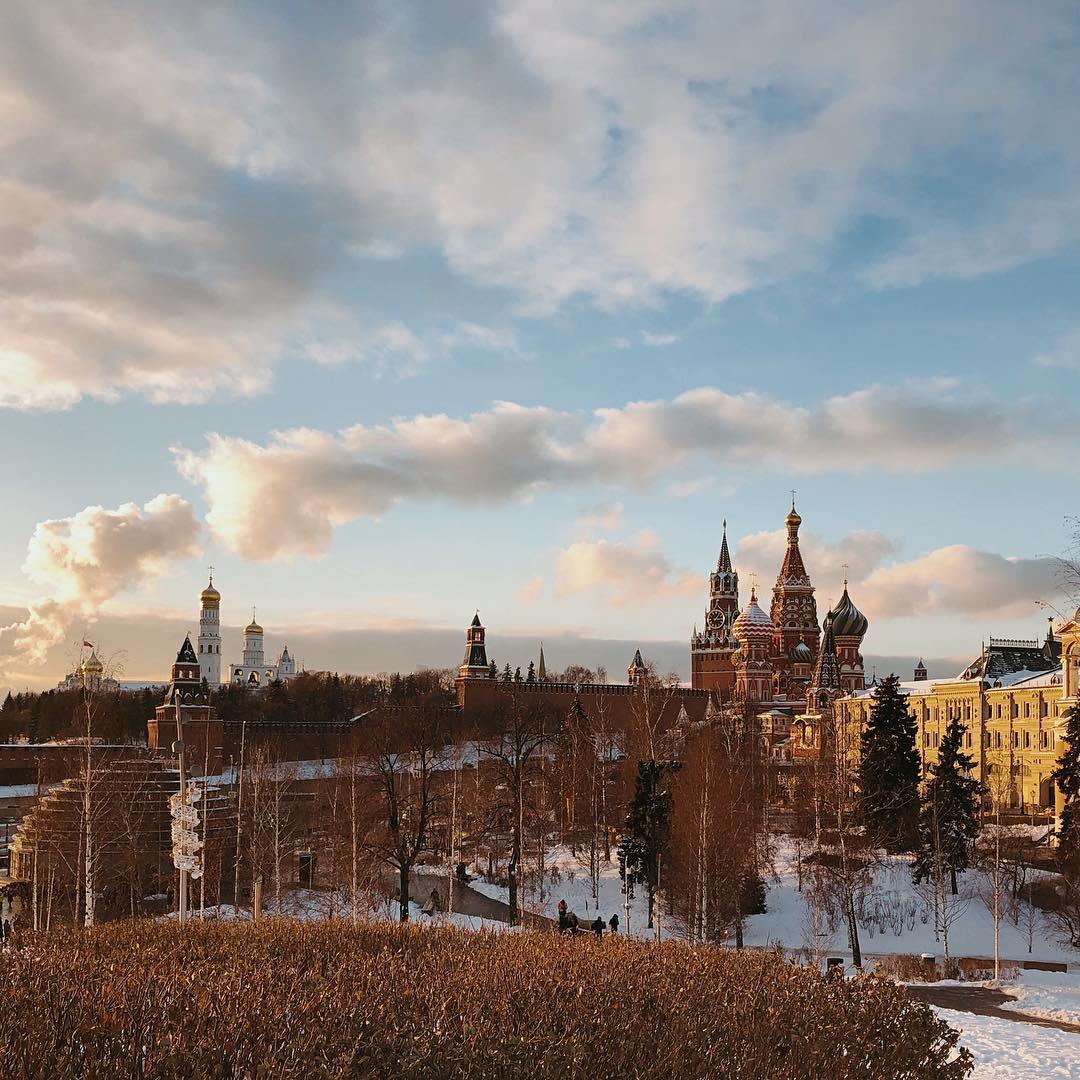 Park Zaryade 2 - Pentahotel. Я покажу тебе Москву