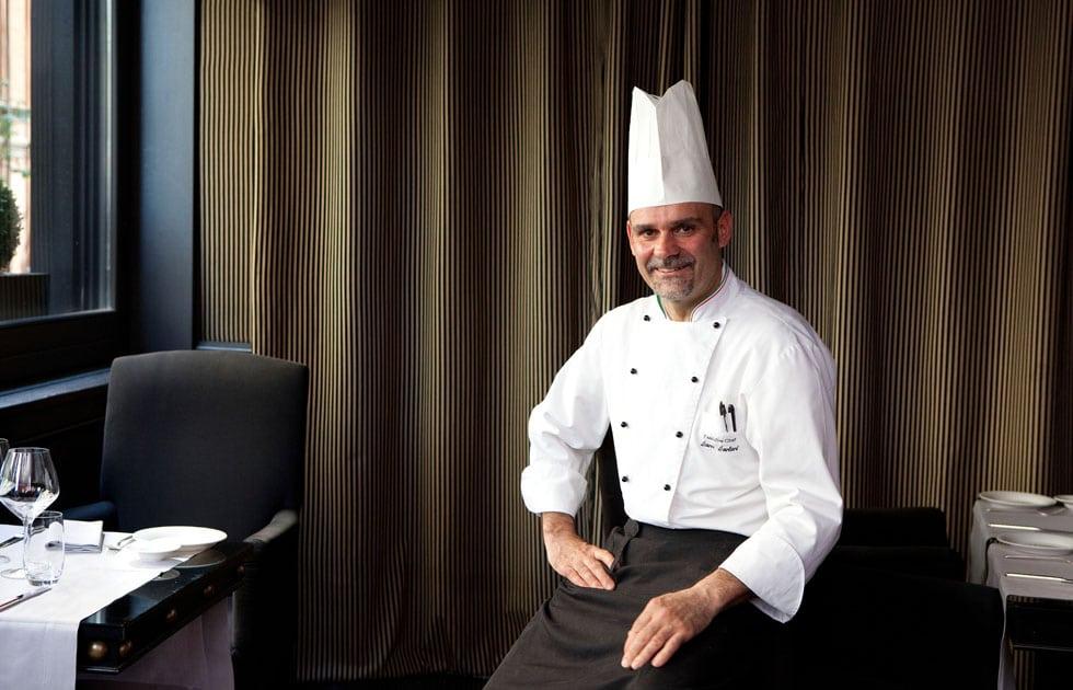 Regina Hotel Baglioni Chef Sarzi Sartori1 - Рим. Кулинарный урок с панорамным видом