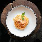 YAposnkij omlet krab 150x150 - м