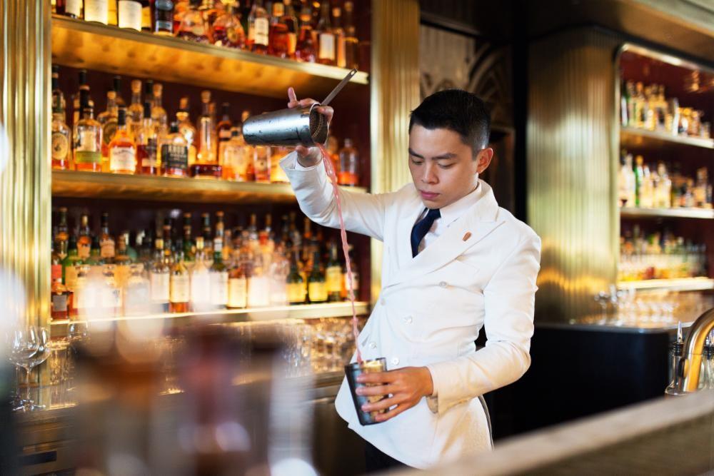 Atlas   - Сингапур. Лучшие бары