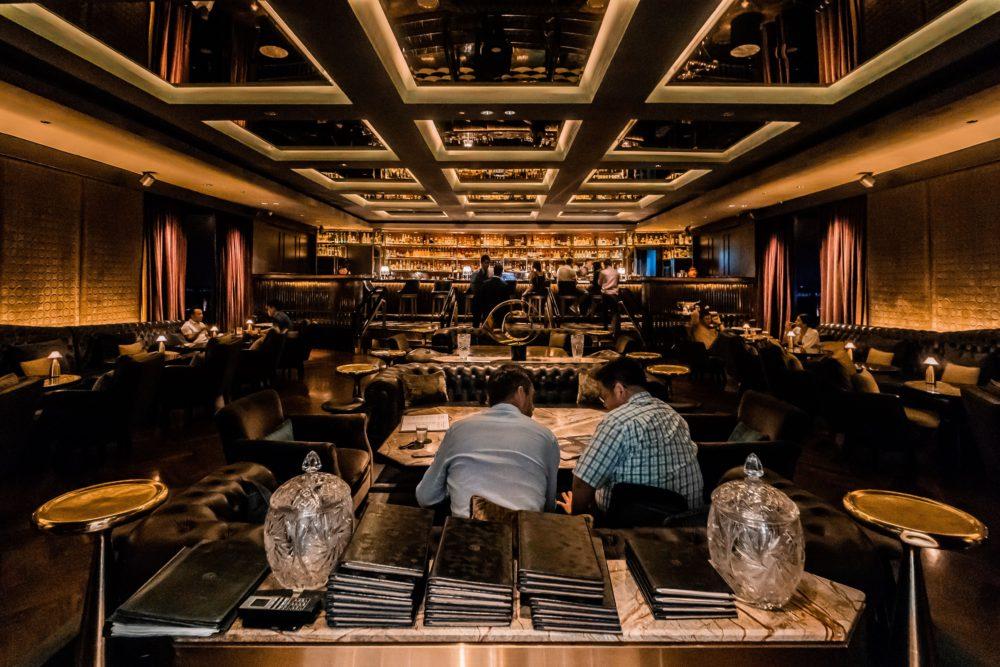 Manhattan Bar  e1580296818200 - Сингапур. Лучшие бары