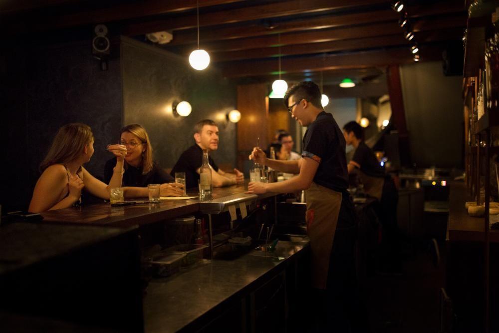Native  - Сингапур. Лучшие бары