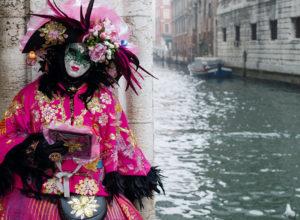 Венеция. Маски и краски