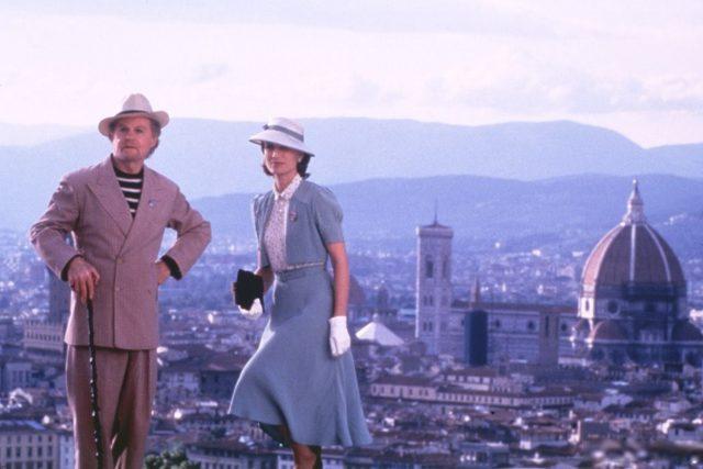 Флоренция. Душевная кинокомпания