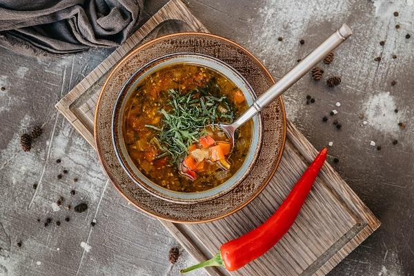 Craft Kitchen ministrone - Великий пост.Что пробовать в ресторанах