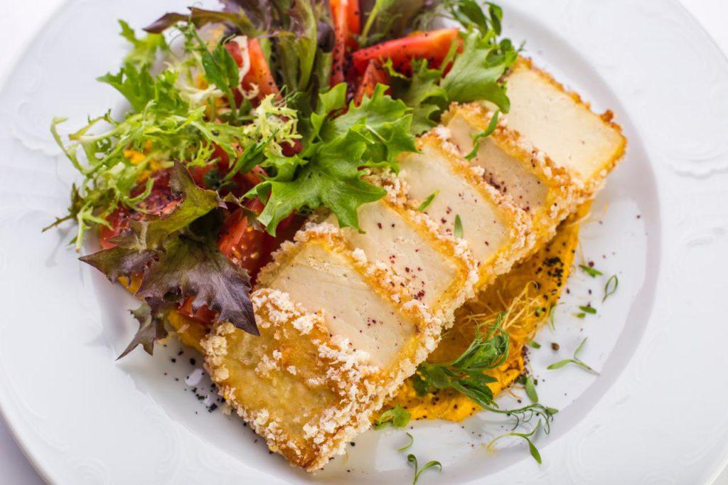 TSDL   Tofu s morkovnym humusom 1024x682 - Великий пост.Что пробовать в ресторанах
