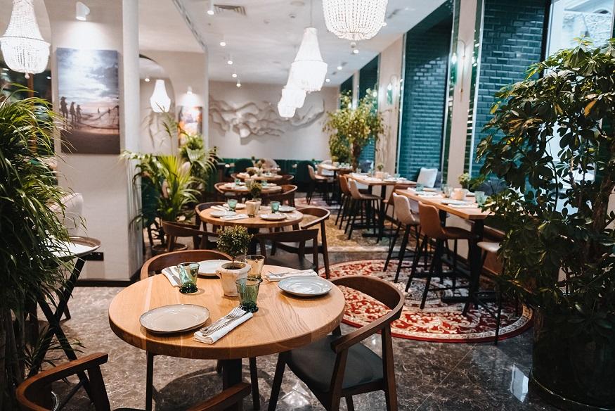 Taste Interier - Март. Новые рестораны Москвы