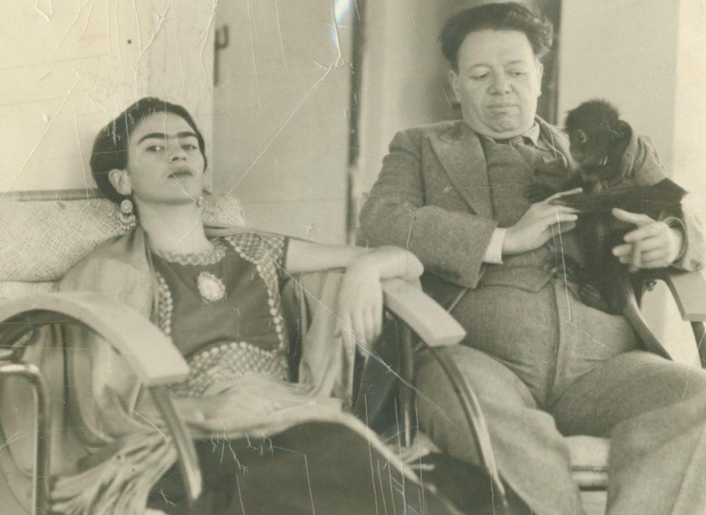 Frida Kahlo at home 4 1200x877 1024x748 - Фрида Кало. Viva la Vida