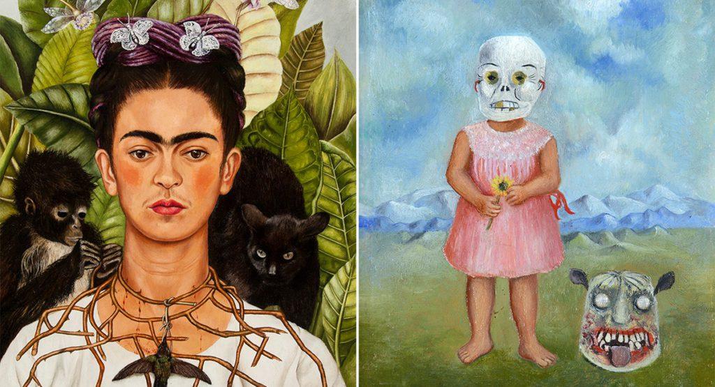 Frida Kahlo social 1024x555 - Фрида Кало. Viva la Vida