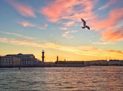 Санкт-Петербург. Белые ночи